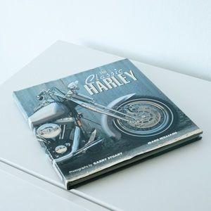 Harley Davidson Vintage Book